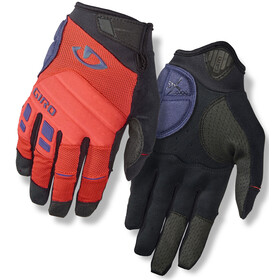 Giro Xen Gloves Men vermillion/ultraviolet
